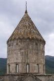apostolic armenian church Τοπίο βουνών, το μοναστήρι Στοκ φωτογραφίες με δικαίωμα ελεύθερης χρήσης