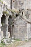 apostolic armenierkyrka Berglandskap, kloster Arkivfoton