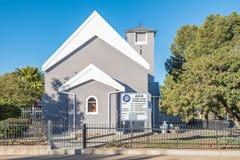 Apostolic Faith Mission Church in Calvinia Royalty Free Stock Photography