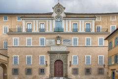 Apostolic Palace Royalty Free Stock Images