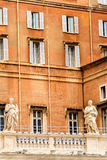 The Apostolic Palace in Vatican City Royalty Free Stock Photography