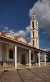 Apostolos Loucas , church in Kolossi near Limassol. Cyprus Stock Photo