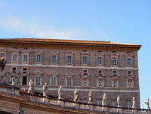 apostolski pałac obrazy royalty free