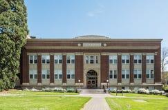 Apotekbyggnad, Oregon delstatsuniversitet, Corvallis, ELLER Arkivfoton