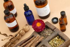 Apothecary Royalty Free Stock Photos