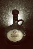 Apothecary jar of witches brew Stock Image