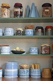 Apothecary Shop, Colonial Williamsburg, Virginia Royalty Free Stock Photography