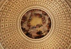The Apotheosis of Washington Stock Photos