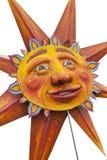 Apoyo de Sun del solsticio de verano fotos de archivo