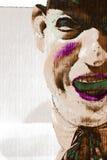Apoyo del circo Fotografía de archivo libre de regalías