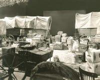 Apoyos occidentales imagen de archivo libre de regalías