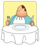 Appétit Image libre de droits