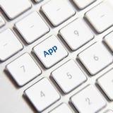 App εικονίδιο Στοκ φωτογραφίες με δικαίωμα ελεύθερης χρήσης