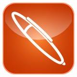 App μανδρών εικονίδιο Στοκ Εικόνα