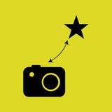 app τεχνολογίας σύνδεση weareable Στοκ Εικόνες