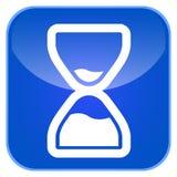 App χρονομέτρων εικονίδιο Στοκ Εικόνα
