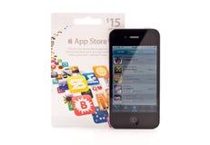 app-buying royaltyfri foto