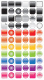 App and Icon Backgrounds Royalty Free Stock Image