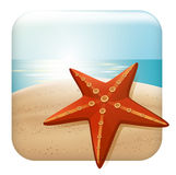 App Travel Icon Royalty Free Stock Images