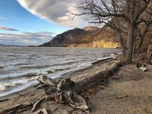 Appalaches au-dessus de Hudson River Photo libre de droits