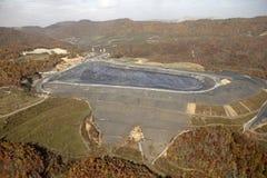 Appalachia de mine de charbon photos libres de droits