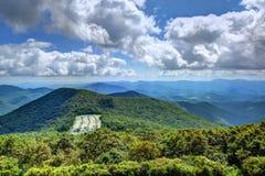 Appalachian berg Royaltyfri Bild