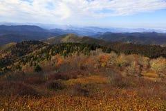 Appalachian berg Arkivfoton