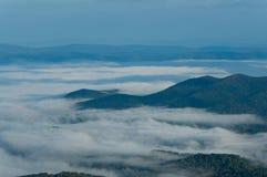 Appalachian Bergketen royalty-vrije stock fotografie