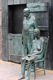 Appalachian Couple FDR Memorial Washington DC Royalty Free Stock Photo