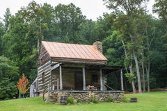 Appalachian Log Cabin Stock Images