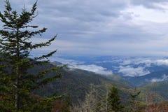 Appalachian Mountain Scene-02 Royalty Free Stock Photos
