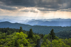 Appalachian Mountains Blue Ridge Parkway Western North Carolina