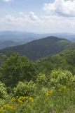 Appalachian Mountains Natural Beauty Royalty Free Stock Images