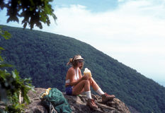 Appalachian trail Royalty Free Stock Photo