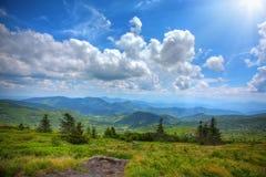 Appalachian trail Royalty Free Stock Photos