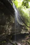 Appalachian waterfall Stock Photos
