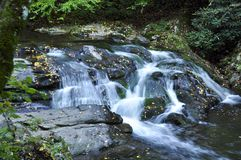 Appalachian waterfalls Stock Photo