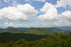 Appalachian widok Obrazy Stock