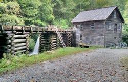 Appalachian ziarno do zmielenia młyn Zdjęcie Stock