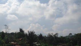 Appanni il timelapse durante il giorno, timelapse della nuvola durante il giorno video d archivio