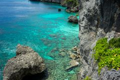 Apparalang cliff lanscapes. Apparalang cliff located in Desa Ara Kabupaten Bulukumba province South Sulawesi indonesia. Distance from sultan hasanuddin makassar stock photos