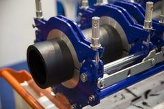 Apparat für Rohrleitungsrohre lizenzfreie stockfotos