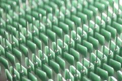 apparatläkarundersökning Arkivbild