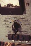 Apparato radiofonico sovietico Immagine Stock Libera da Diritti