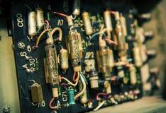 Apparato radiofonico sovietico Immagini Stock