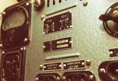 Apparato radiofonico sovietico Fotografia Stock Libera da Diritti