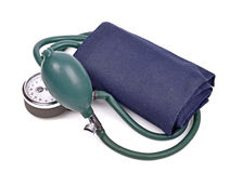 Apparatus for the blood pressure Royalty Free Stock Images