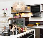 Apparecchi di cucina Immagine Stock
