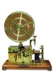 Apparecchiatura del telegrafo Fotografia Stock Libera da Diritti