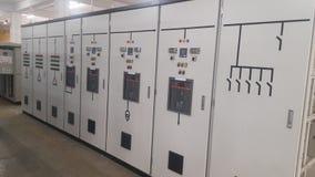 Apparecchiatura elettrica di comando di Lv immagine stock